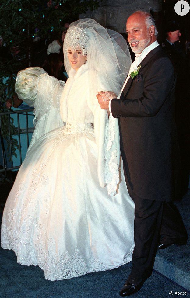 Céline Dion et René Angelil  mariage, enfants  20 ans qu