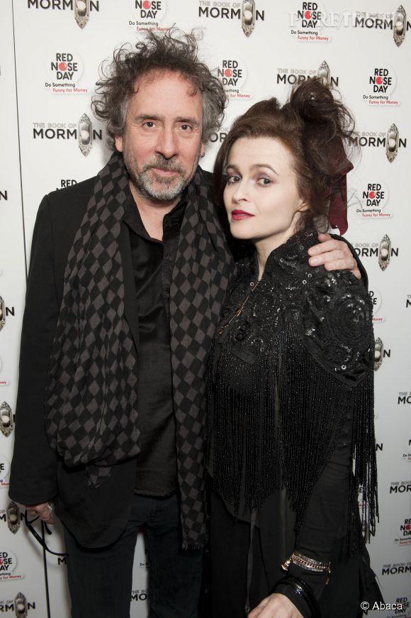 Tim Burton et Helena Bonham Carter : c'est fini !