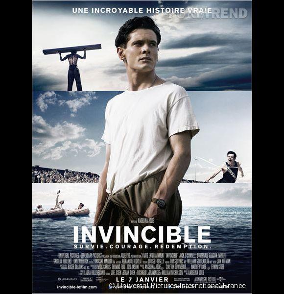 """A vingt-cinq ans, Jack O'Connell est la star d'""""Invincible"""", le nouveau film d'Angelina Jolie."""