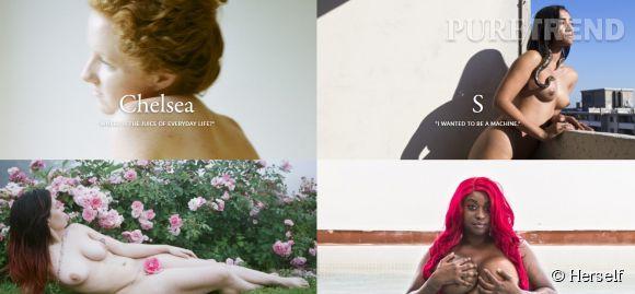 Herself, le site qui fait la part belle au corps féminin dans toute sa diversité.