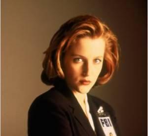 """Gillian Anderson, alias Dana Scully, pourrait bien renfiler son costume austère pour """"X-Files""""."""