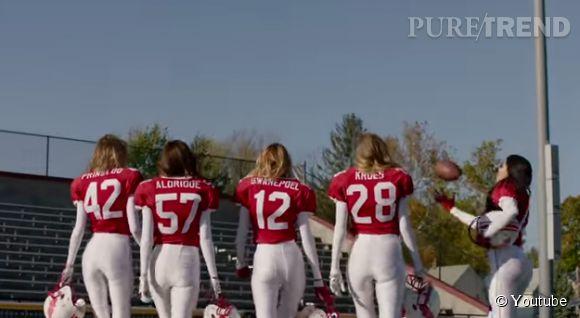 Même de dos et habillées, les Anges de Victoria's Secret sont sexy. Vive le sport !