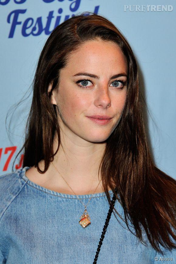 Kaya Scodelario, la nouvelle actrice britannique prête à conquérir Hollywood.