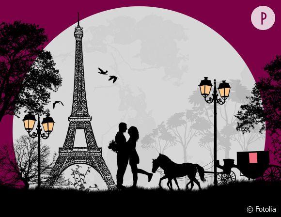 Paris, capitale idéale pour une escapade illégitime.