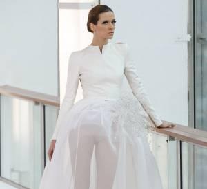 Les plus belles robes de mariées Printemps-Eté 2015 : Look chic et moderne chez Stéphane Rolland.