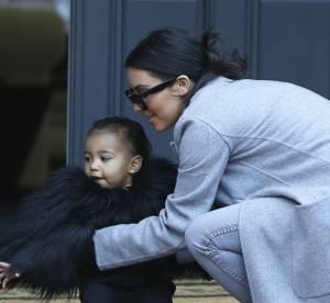 Kim Kardashian et North West : moment câlin dans l'intimité de la star