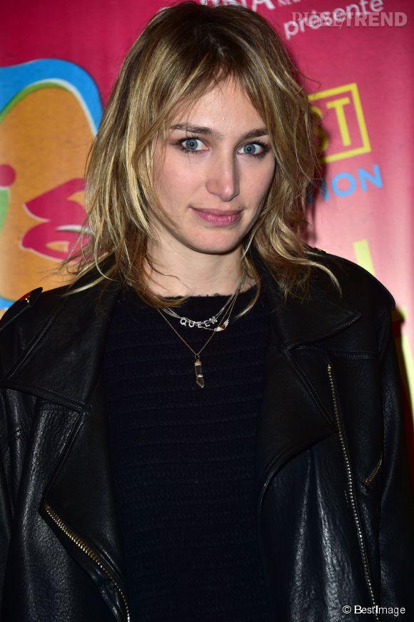 Pauline Lefèvre, rock'n'roll jusqu'au bout des cheveux.
