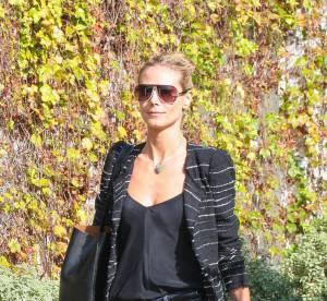 Heidi Klum working girl trendy... on lui pique son style