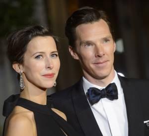 Ce gentleman de Benedict Cumberbatch a fait sa demande dans les règles de l'art, puis a fait paraître le faire-part des ses fiançailles avec Sophie Hunter dans le Times.