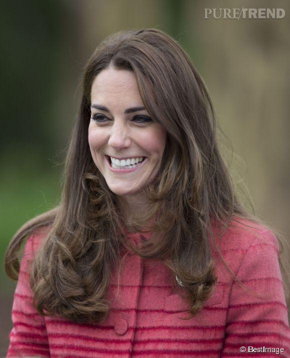 Kate Middleton s'était envolée avec toute sa petite famille dans l'Île Moustique, à la fin du mois de janvier 2015.