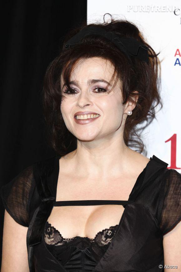 Helena Bonham Carter, en général discrète, a fait parler d'elle avec cette photo dénudée.