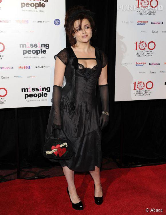 Helan Bonham Carter, éternelle gothique.