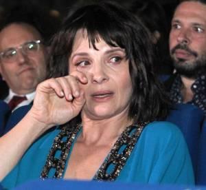 """Juliette Binoche, en larmes dans """"Sept à Huit"""", évoque sa souffrance"""