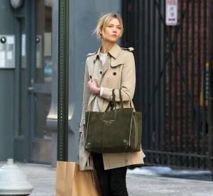 Karlie Kloss : le trench chic à New York, à shopper !
