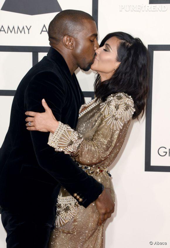Kim Kardashian et Kanye West sont plus amoureux que jamais.