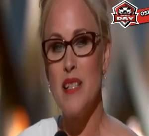 Discours de Patricia Arquette lors de la cérémonie des Oscars, ce dimanche 22 février 2015.