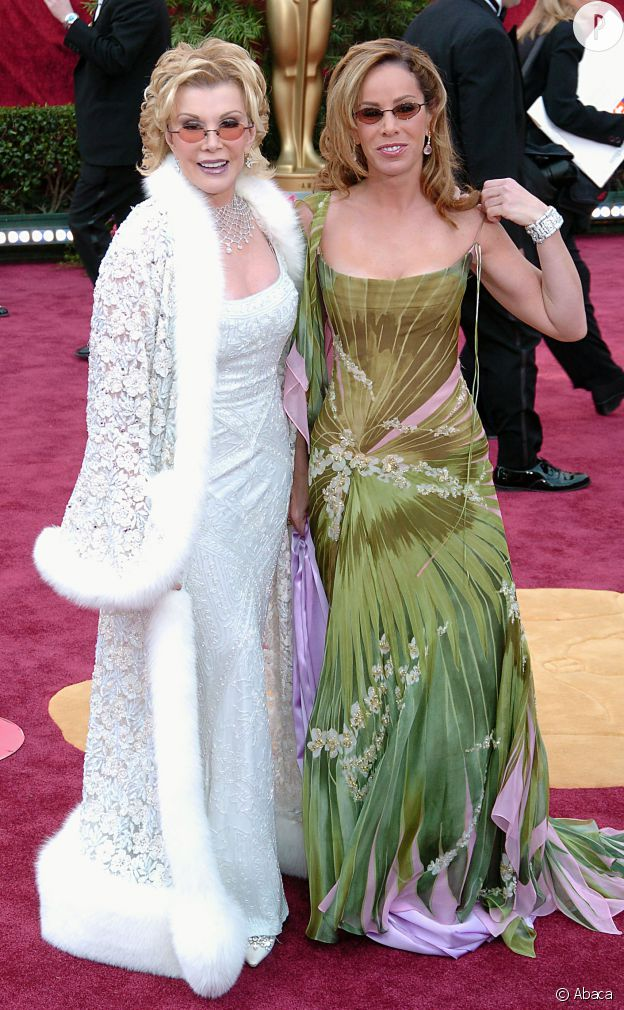 Melissa Rivers, Oscars 2004
