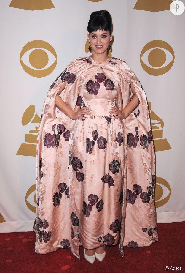 Katy Perry en janvier 2014.