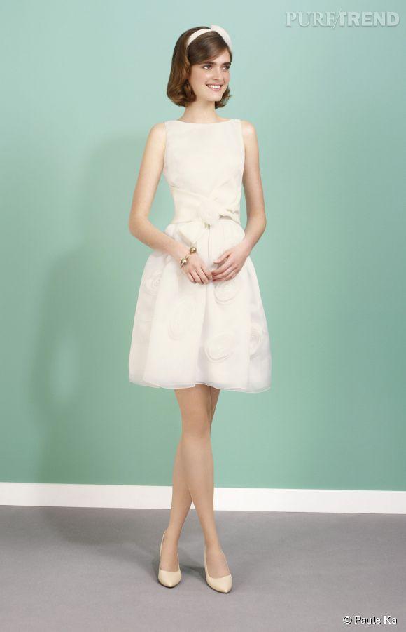 Mariage civil : 26 robes de mariée pour dire