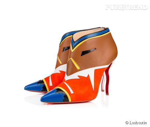 chaussures de séparation 7e2e7 5a509 Tribalou, la nouvelle collection inspirée des Amérindiens ...