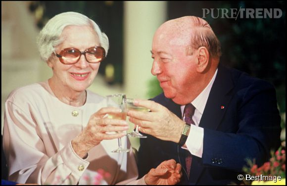Arletty et Marcel Carné, l'un de ceux qui lui ont permis de se faire une place dans l'histoire du cinéma français.
