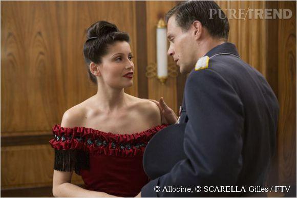 """Laetitia Casta dans """"Arletty, une passion coupable"""" diffusé ce soir sur  France 2 ."""