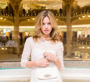 Georgia May Jagger : superbe égérie Mulberry pour la Fashion Week