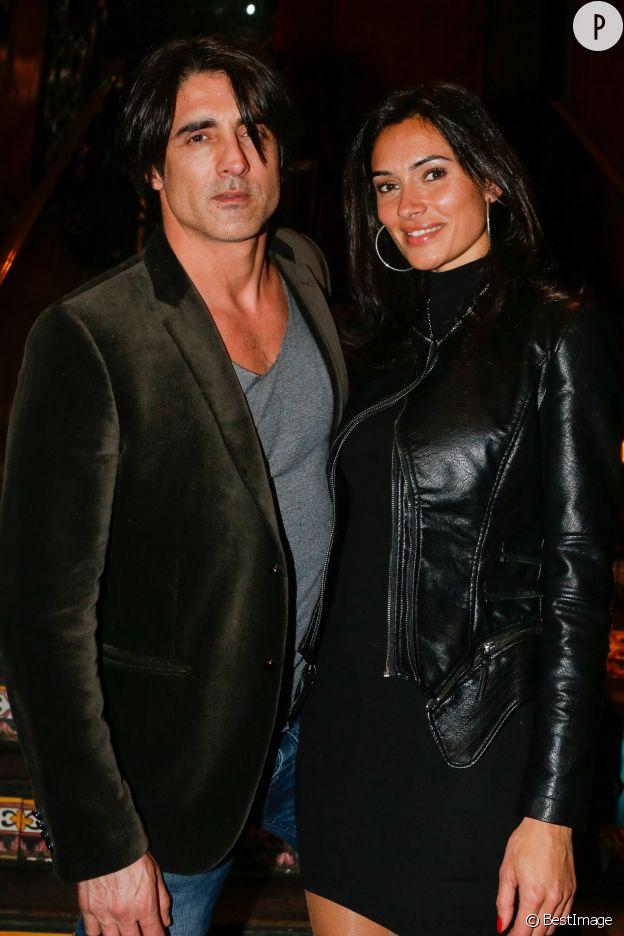 Gregory Basso et sa compagne Ornella Verrechia.
