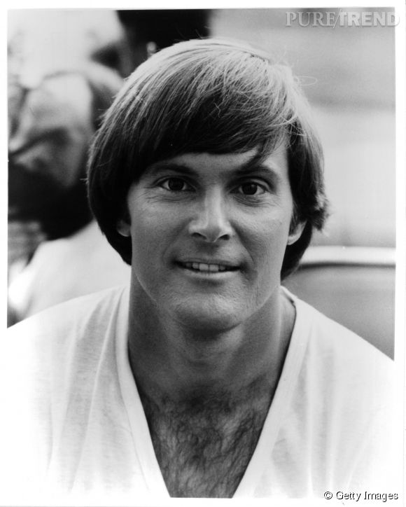 Bruce Jenner avant toutes ses opérations.