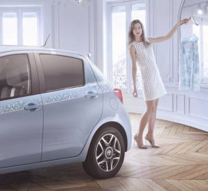 Toyota Yaris x Cacharel : la collab' qui roule !
