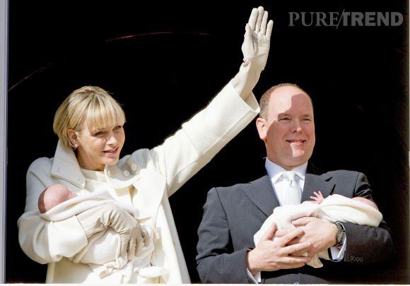 Charlène et Albert de Monaco ont décidé de déménager du palais.