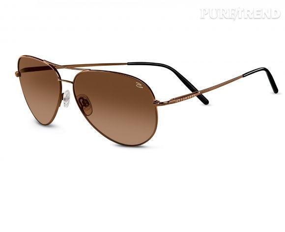lunettes de soleil mod le medium aviator serengetiprix. Black Bedroom Furniture Sets. Home Design Ideas