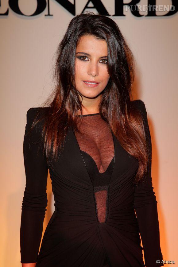 Karine Ferri, sexy en toute occasion.
