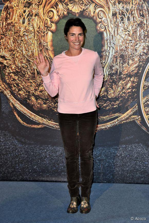Alessandra Sublet en tenue casual pour un après-midi au cinéma !