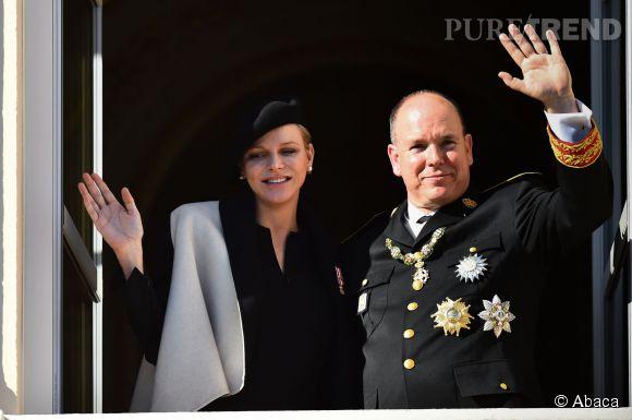 En juillet, Albert de Monaco fêtra ses dix ans de règne.