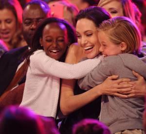 "Angelina Jolie : ""Quand j'étais enfant, on me disait que j'étais différente"""