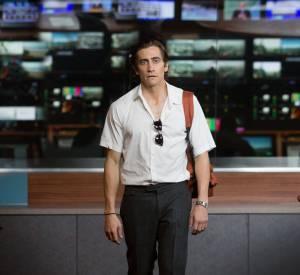 "Dans ""Night Call"", Jake Gyllenhaal incarne un personnage borderline, aussi fou qu'intelligent."