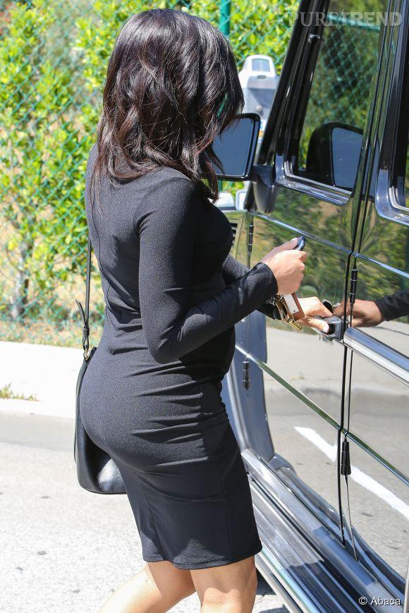 Ou alors est-ce Kim Kardashian ?