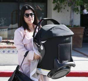 Kourtney Kardashian : premier portrait de son fils Reign Aston, bébé à croquer