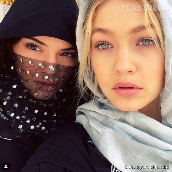Kendall Jenner, mentor de Gigi Hadid ?