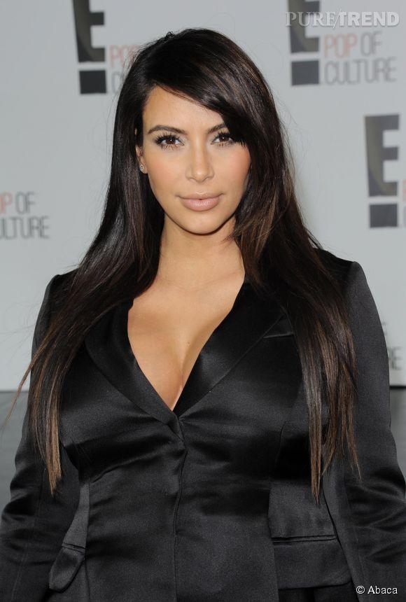 Kim Kardashian vient de se faire nettoyer l'utérus.