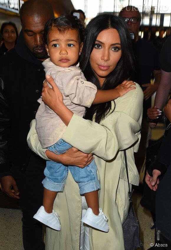 Kim Kardashian veut donner un petit frère ou une petite soeur à North.