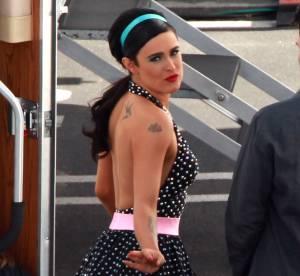 Rumer Willis, poupée sexy dans une robe rockabilly: elle affirme son sex-appeal
