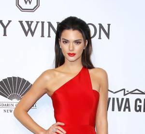 Kendall Jenner : de plus en plus hot, elle nous montre sa culotte