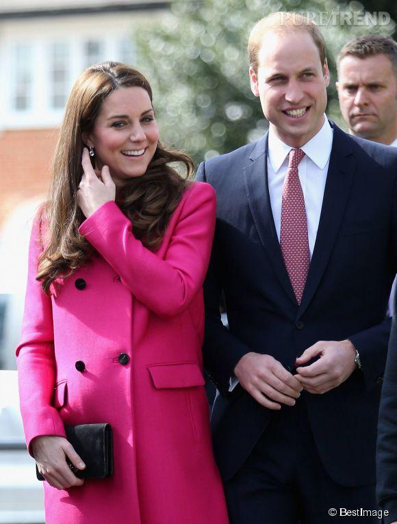 Kate Middleton a été admise à l'hôpital Saint Mary à Londres samedi 2 mai 2015, pour donner naissance à son deuxième enfant avec le prince William.