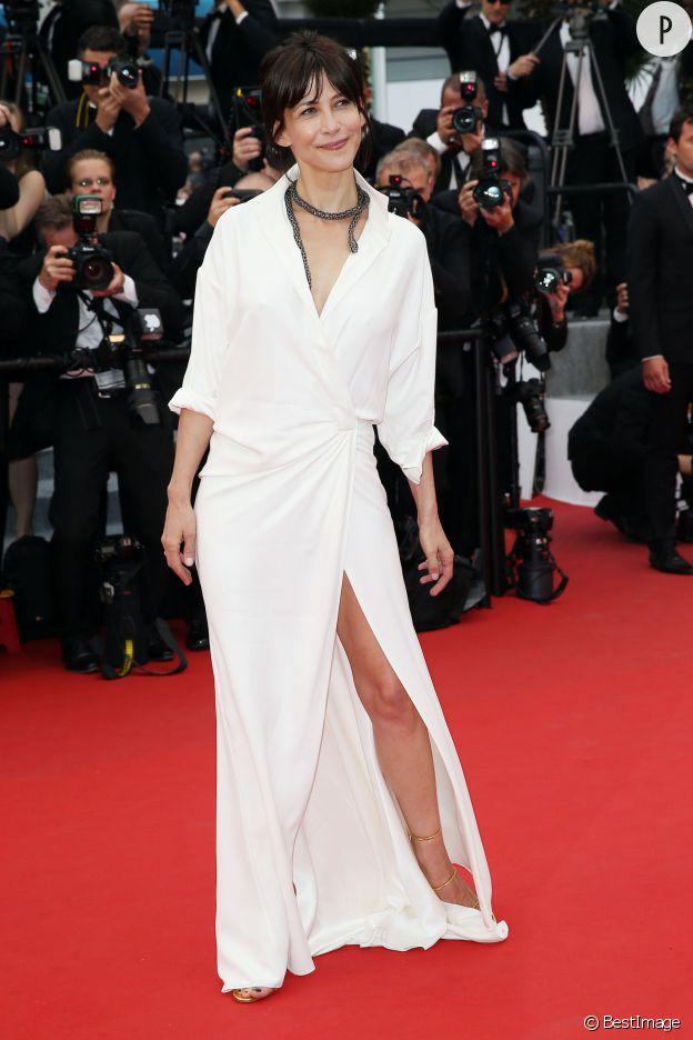 Membre du jury de cette 68ème édition du Festival de Cannes, Sophie Marceau a mis la Croisette en émoi.