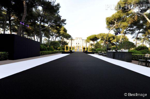 """La soirée """"Divine in Cannes"""" de Grisogono le 19 mai 2015 à Cannes."""