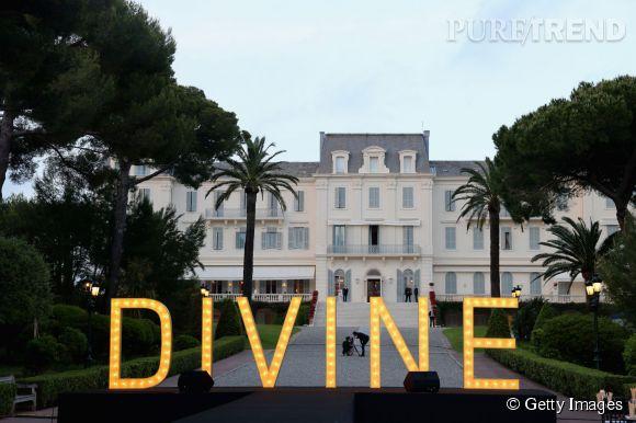 """La soirée """"Divine in Cannes"""" de Grisogono organisée à l'Hôtel du Cap le 19 mai 2015 à Cannes."""