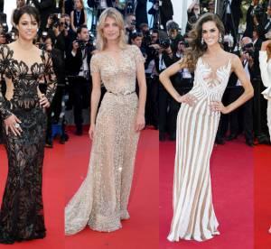 Zuhair Murad, Jimmy Choo... les créateurs chouchous de Cannes 2015