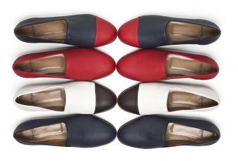 Solovière : les chaussures mixtes s'invitent au Bon Marché